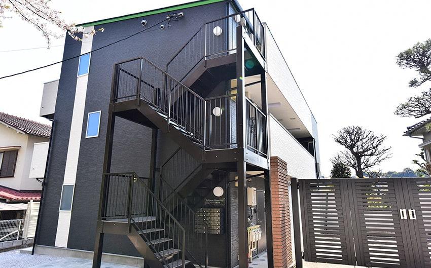 新築マンション・アパート投資イメージ