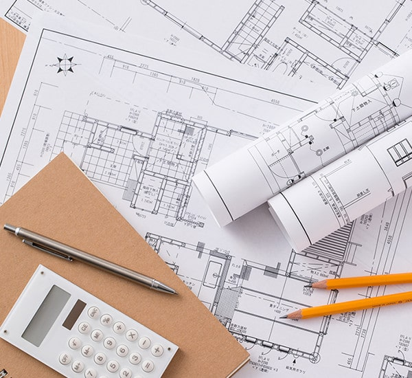 建築デザイン企画・施工イメージ